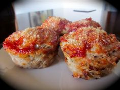 Невыразимая легкость кулинарного бытия...: Мясные кексы с начинкой