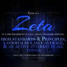 There is a Zeta...