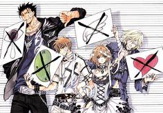 Tsubasa Reservoir Chronicle: Scum Like You - Kurogane, Syaoran, Sakura & Fay Cardcaptor Sakura, Syaoran, All Anime, Manga Anime, Anime Art, Anime Boys, Tsubasa Reservoir Chronicles, Xxxholic, Fanart