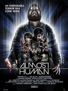 Almost Human Langue : VOSTFR  Genre : Horror , Sci-Fi  Duree : 1h 20mn  Taille : 1.40 GB  Qualite : DVDRiP  Annee de Sortie : 2013  Soumis Par : Dm  Nom de la releaseNew : Almost.Human.2012.FANSUB.VOSTFR.DVDRIP.x264.AC3-LaTeam@TaMère  Description : Mark Fisher disappeared from his home in a brilliant flash of blue light almost two years ago. His friend Seth Hampton was the last to see him alive. Now a string of grisly, violent murders...
