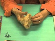 How to Make a Teddy Bear - #4 Pinning Shapes Together - YouTube