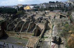 View Overlooking Herculaneum