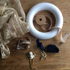How to make a Christmas wreath without spending a fortune - abi partridge