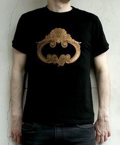 Rococo Batman Tshirt by Stanislav Katz 6822974cfe023