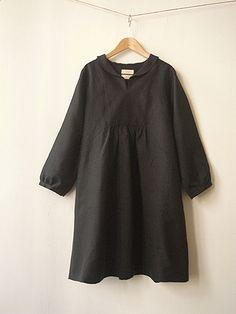 Linen clothing - from LINNET (Japanese)