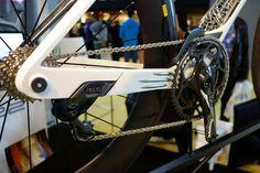 FrenchBuilt 22 concept bike by Ben Goudout- rear derailleur detail