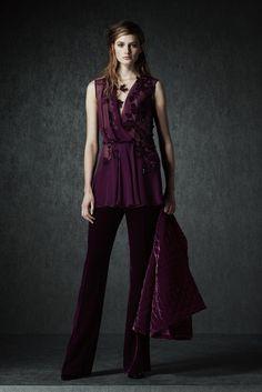 Alberta Ferretti Pre-Fall 2015  (15)  - Shows - Fashion
