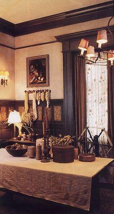 practical magic dining room