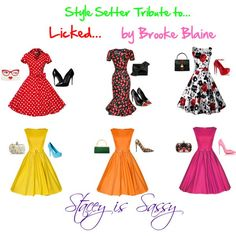 Style Setter Tribute to Licked by Brooke Blaine