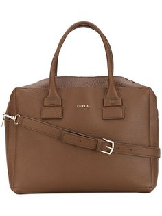 FURLA . #furla #bags #leather #hand bags #lace #tote #