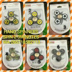 Hand spinners  Mainan menghilangkan kejenuhan disaat bet Dan galau  WA 085718582113