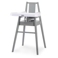 Genial Zobo Summit Wooden High Chair