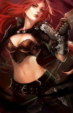 The League Fan Art Showcase features exceptional League of Legends Fan Art from around the world. Discover and explore all of the amazing LoL-inspired creations. Lol League Of Legends, Katarina League Of Legends, Fantasy Women, Fantasy Girl, Fan Art, Science Fiction, Fantasy Warrior, Comics Girls, Game Character
