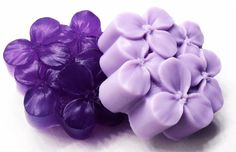 Spring Lilacs Soap  Decorative Gift Soaps  VEGAN by EcoChicSoaps, $6.00