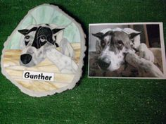 Pet Memorial - by Touch-O-Glass