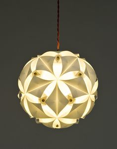 Tesselight Paper Light Pendants