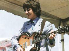 George Harrison (Crosley Field)