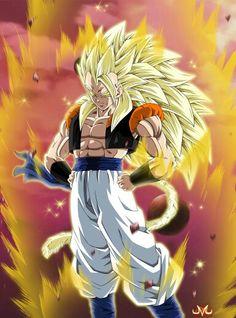 Gogeta • Dragon Ball Z