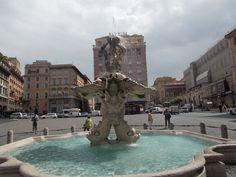 #rome #fontanadeltritone