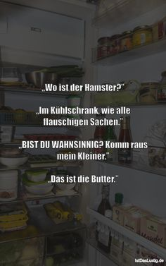 """""""Where is the hamster?"""" """"In the fridge, like all fluffy stuff."""" """"ARE YOU MADNESS? """""""" That's the butt . Best Quotes, Life Quotes, Geek Wedding, Geek Humor, Bad Mood, Hamster, Funny Cute, Funny Jokes, Haha"""