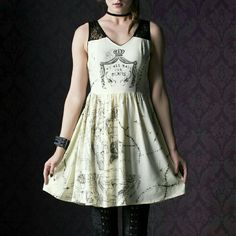 Limited edition Penny Dreadful collection Barely worn and great condition. penny dreadful  Dresses Midi