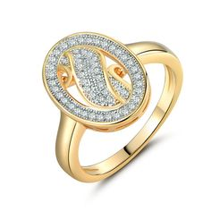 OVAL from the Infinite Collection. Starting at $1  #HappyDance #Rings