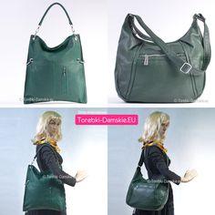 Teraz w ofercie naszego sklepu Torebki-Damskie.eu również cała kolekcja torebek w kolorze zielonym. Wybierz spośród kilku modnych modeli, które dostępne są w różnych modnych odcieniach zieleni!
