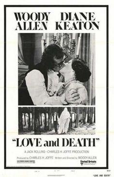 """""""Amore e guerra"""" di Woody Allen (1975)"""