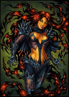 BlackFire (New Teen Titans) Comic Book Characters, Comic Character, Comic Books, Character Design, Dc Comics, Hq Dc, Queen Outfit, Anime Couples Drawings, Black Fire