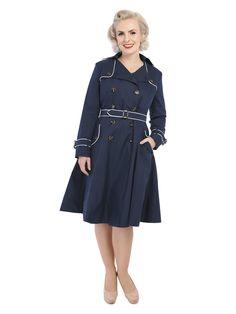 Marlene Trench Coat – MisKonduct Klothing
