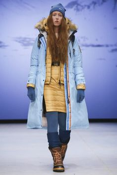 Cintamani Ready To Wear Fall Winter 2014 Reykjavik - NOWFASHION