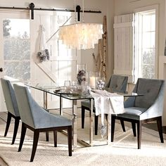 Rectangular Glass Dining Tables Ideas Gallery Inspiration