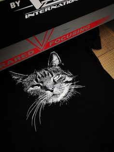 #chat #cat #catlovers #cats Creation T Shirt, Cat Lovers, Cat Breeds