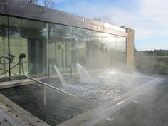 Barnsley House. The Garden Spa Hydrotherapy Pool - Taps on. http://www.barnsleyhouse.com/spa