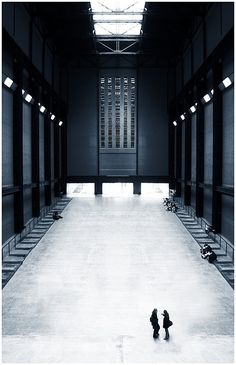 The Turbine Hall, Tate Modern