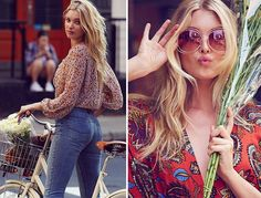 Free People 'Summer in the City' 2016 Lookbook