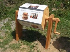 educational garden signage - Google Search