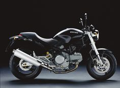 Ducati Monster 620 Dark (2005) - 2ri.de