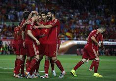 España 1 - Bolivia 0 España gana a Bolivia en un partido de pocas conclusiones - RTVE.es