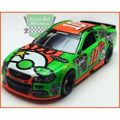 EDIÇÂO LIMITADA  Fabricante Action Racing Collectables: Miniatura na escala 1/64. Nascar Sprint Cup. Sensacional miniatura da principal categoria do Automobilismo Americano, Nascar Sprint Cup.