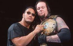 The Undertaker & The Rock Photo WWE WWF Dwayne Johnson - http://bestsellerlist.co.uk/the-undertaker-the-rock-photo-wwe-wwf-dwayne-johnson/