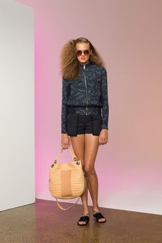 L.A.M.B. Spring 2014 Ready-to-Wear Fashion Show Collection