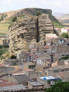 Corleone, Sicily.