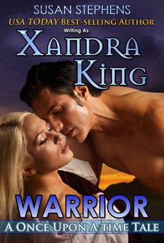 Amazon.com: Warrior (Once Upon A Time) eBook: Xandra King: Kindle Store Usa Today, Once Upon A Time, Kindle, Literature, Writer, Fiction, Ebooks, Romance, Author