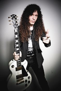 Marty Friedman, one of the best guitarist I know!