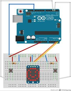 A lot of #Arduino projectshttp://fritzing.org/projects/