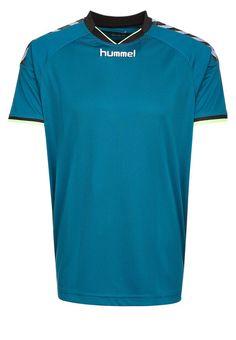Hummel STAY AUTHENTIC - Funktionsshirt - legion blue - Zalando.de #HU342D002-K11 #Hummel #null #blau #handball #t-shirt #atmungsaktiv #trikot #petrol #grün #blau - Handball spielen - Handball spielen