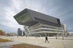 The Nine Best New University Buildings Around the World
