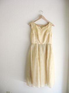 vintage ballerina dress