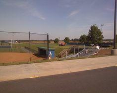 UPDATED: Softball finally getting its backstop Baseball Field, Softball, Diamond, Watercolor Paintings, Fastpitch Softball, Water Colors, Diamonds, Watercolour Paintings, Watercolor Painting